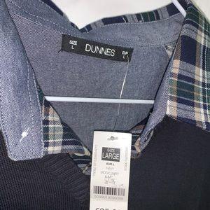 Dunnes Shirts - 3/$25 Dunnes Sweater Shirt
